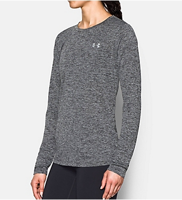 Under Armour UA Tech Twist Long Sleeve Crew Neck T-Shirt