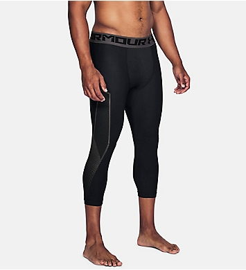 Under Armour Heatgear Armour Graphic 3/4 Tight