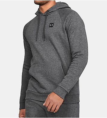Under Armour Rival Loose Pullover Hoodie