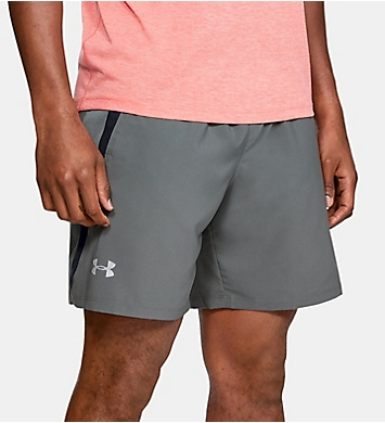Under Armour Launch 7 Inch Short With Mesh Liner