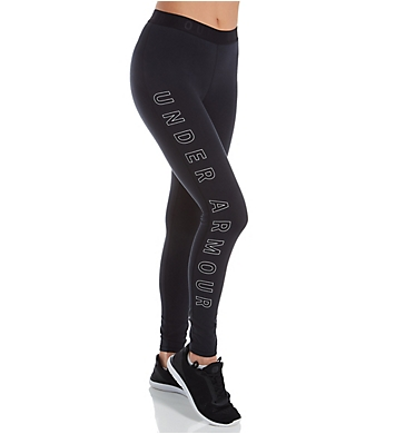Under Armour Favorite Legging with Wordmark Graphic
