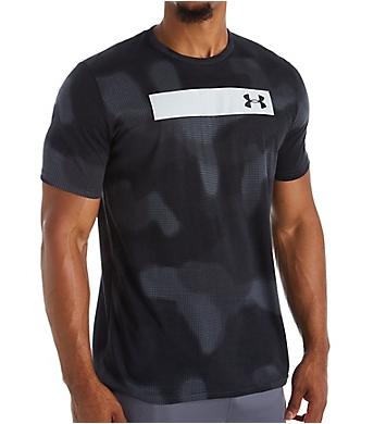 Under Armour Printed Bar Short Sleeve T-Shirt