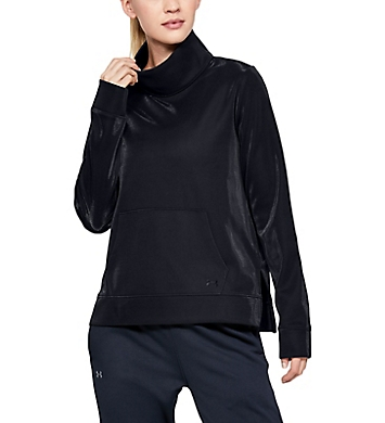 Under Armour Synthetic Fleece Mock Neck Mirage Pullover