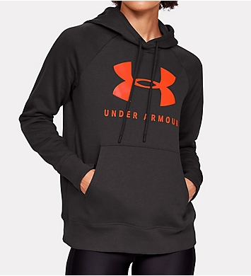 Under Armour Rival Fleece Sportstyle Graphic Pullover Hoodie