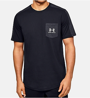 Under Armour Sportstyle Short Sleeve Pocket T-Shirt