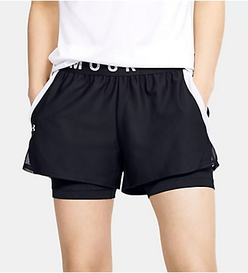 Under Armour Play Up 2 in 1 Short