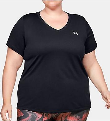 Under Armour UA Plus Size Tech Solid Short Sleeve T-Shirt