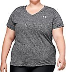 UA Plus Size Tech Twist Short Sleeve T-Shirt