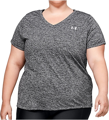 Under Armour UA Plus Size Tech Twist Short Sleeve T-Shirt