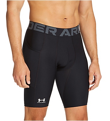 Under Armour HeatGear Long Compression Short W/Pocket