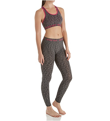Under Control Never Quit Sports Bra and Legging Athleisure Set