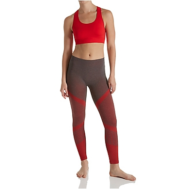 Under Control Color Block Sports Bra and Legging Athleisure Set