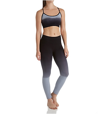Under Control Dip Dye Cami Sports Bra and Legging Athleisure Set