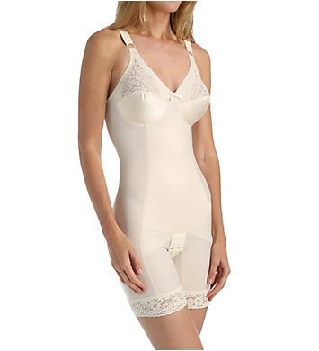Va Bien Classic Soft Cup Bodysuit with Legs