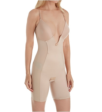 Va Bien Ultra Lift Low Plunge Long Leg Bodysuit
