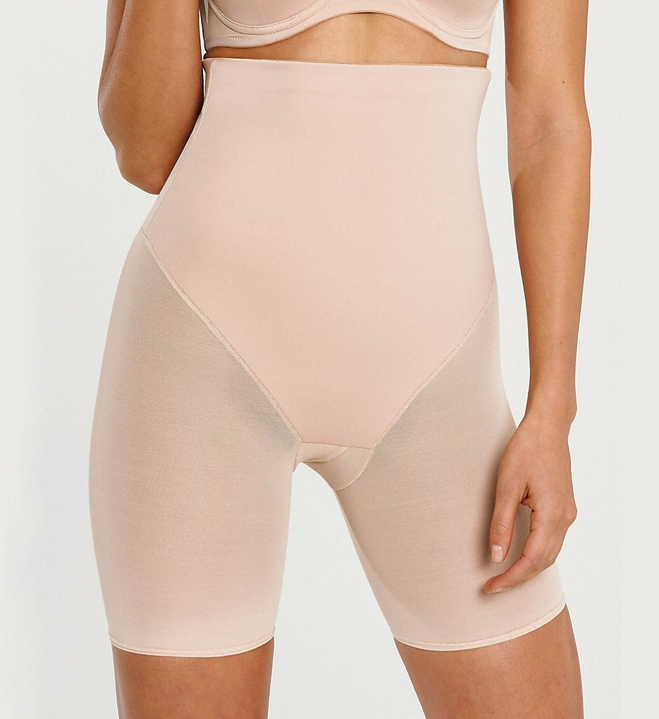 Va Bien : Va Bien 632 Smooth Couture High Waist Long Leg Shaper (Nude S)