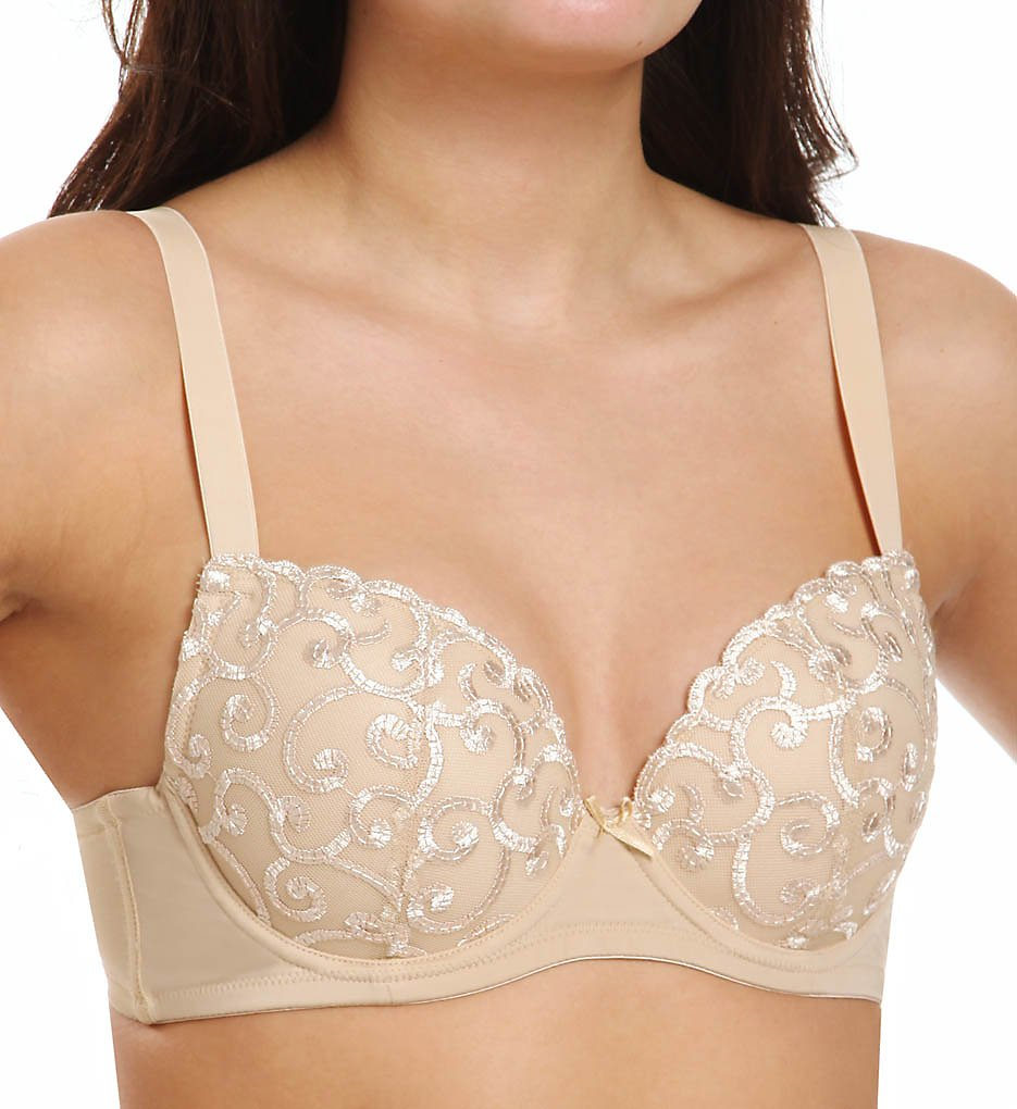 Valmont 1802 Moldedift Push Up Underwire Bra