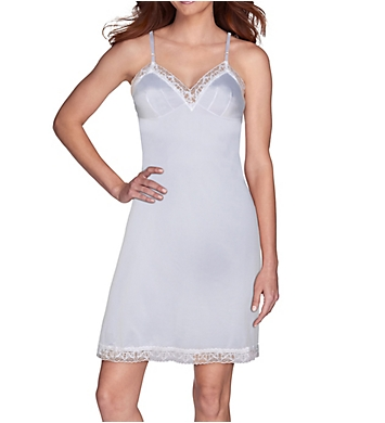 Vanity Fair Full Slip 22 Lace Trimmed