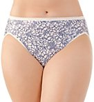 Illumination Hi-Cut Brief Panty - 3 Pack