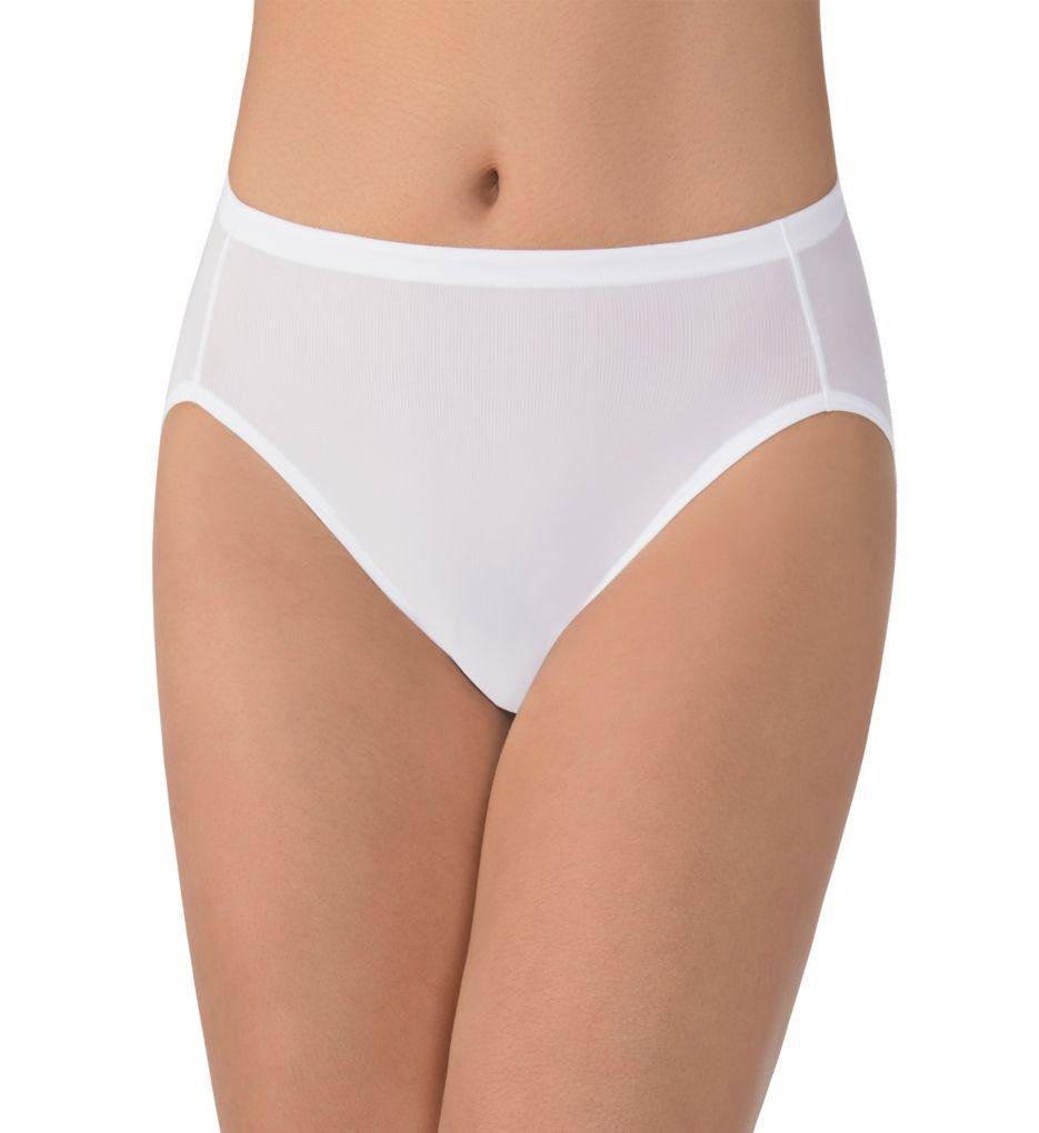Vanity Fair Cooling Touch Hi-Cut Panty