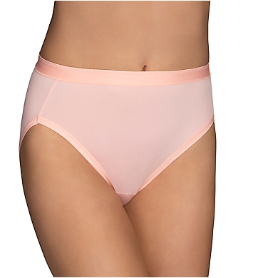 Vanity Fair Comfort Where It Counts Modern Hi-Cut Panty