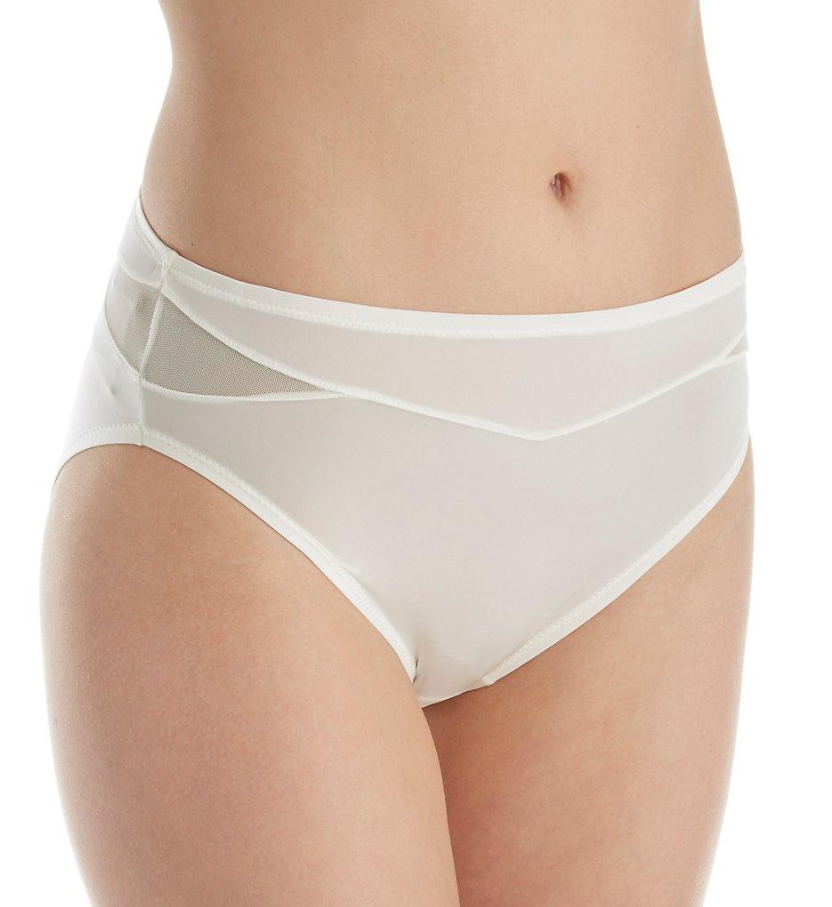 Vanity Fair 13185 Breathable Luxe Hi-Cut Brief Panty