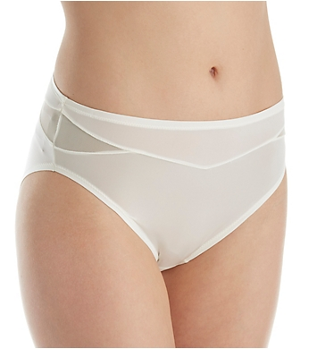 Vanity Fair Breathable Luxe Hi-Cut Brief Panty