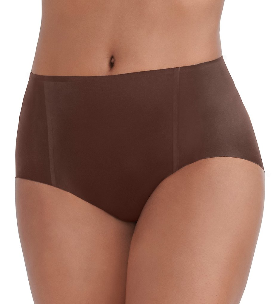 Vanity Fair - Vanity Fair 13241 Nearly Invisible Brief Panty (Cappuccino 8)