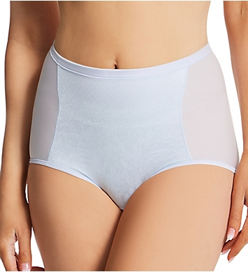 Vanity Fair Body Caress Smoothing Lace Brief Panty