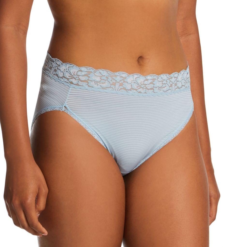 Vanity Fair Body Caress Ultimate Comfort Hi-Cut Brief Panty