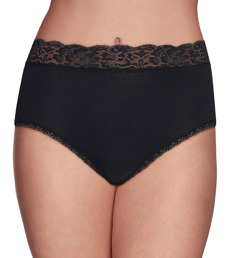 Vanity Fair 13281 Flattering Lace Brief Panty