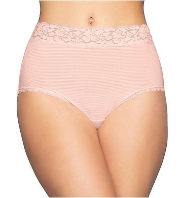 Vanity Fair Flattering Lace Brief Panty