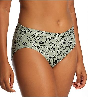 Vanity Fair Beyond Comfort Silky Stretch Hi-Cut Panty