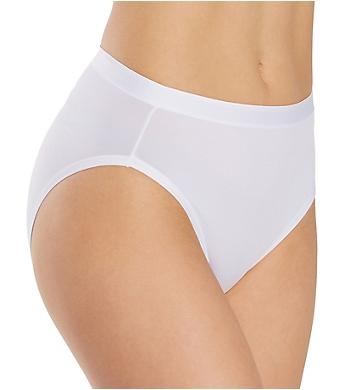 Vanity Fair Comfort Where it Counts Hi-Cut Panty - 3 Pack