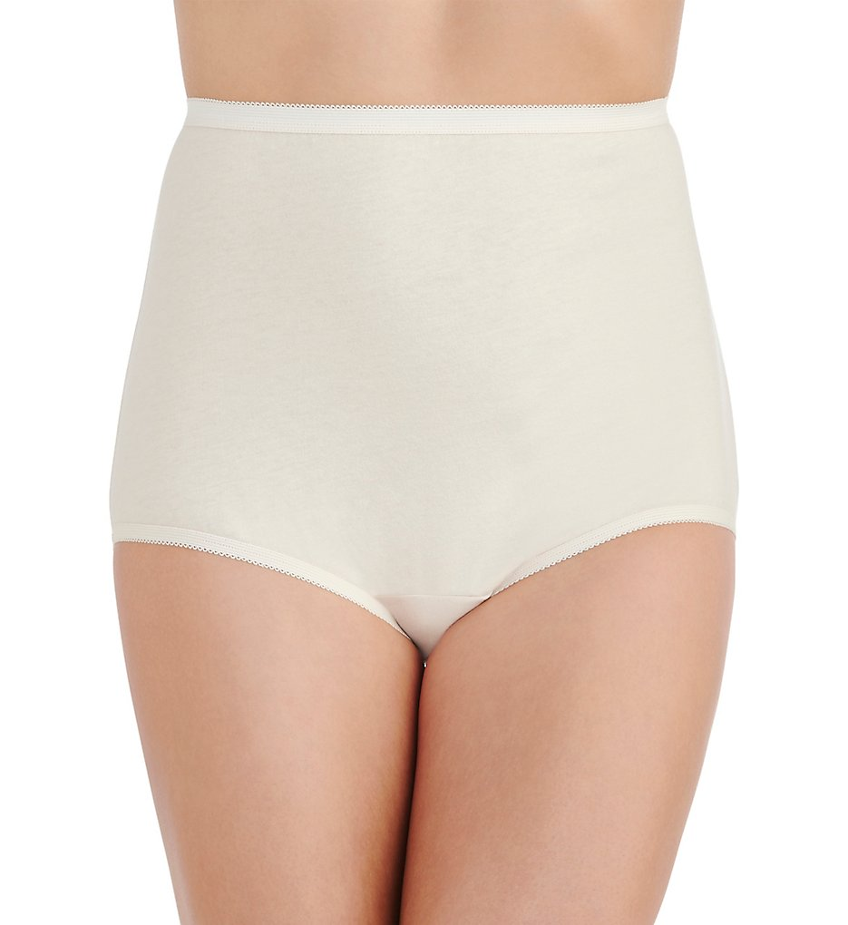 Vanity Fair 15318 Perfectly Yours Tailored Cotton Brief Panties