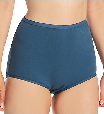 Vanity Fair Perfectly Yours Tailored Cotton Brief Panties