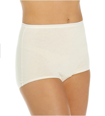 Vanity Fair Lollipop Brief Panty - 3 Pack