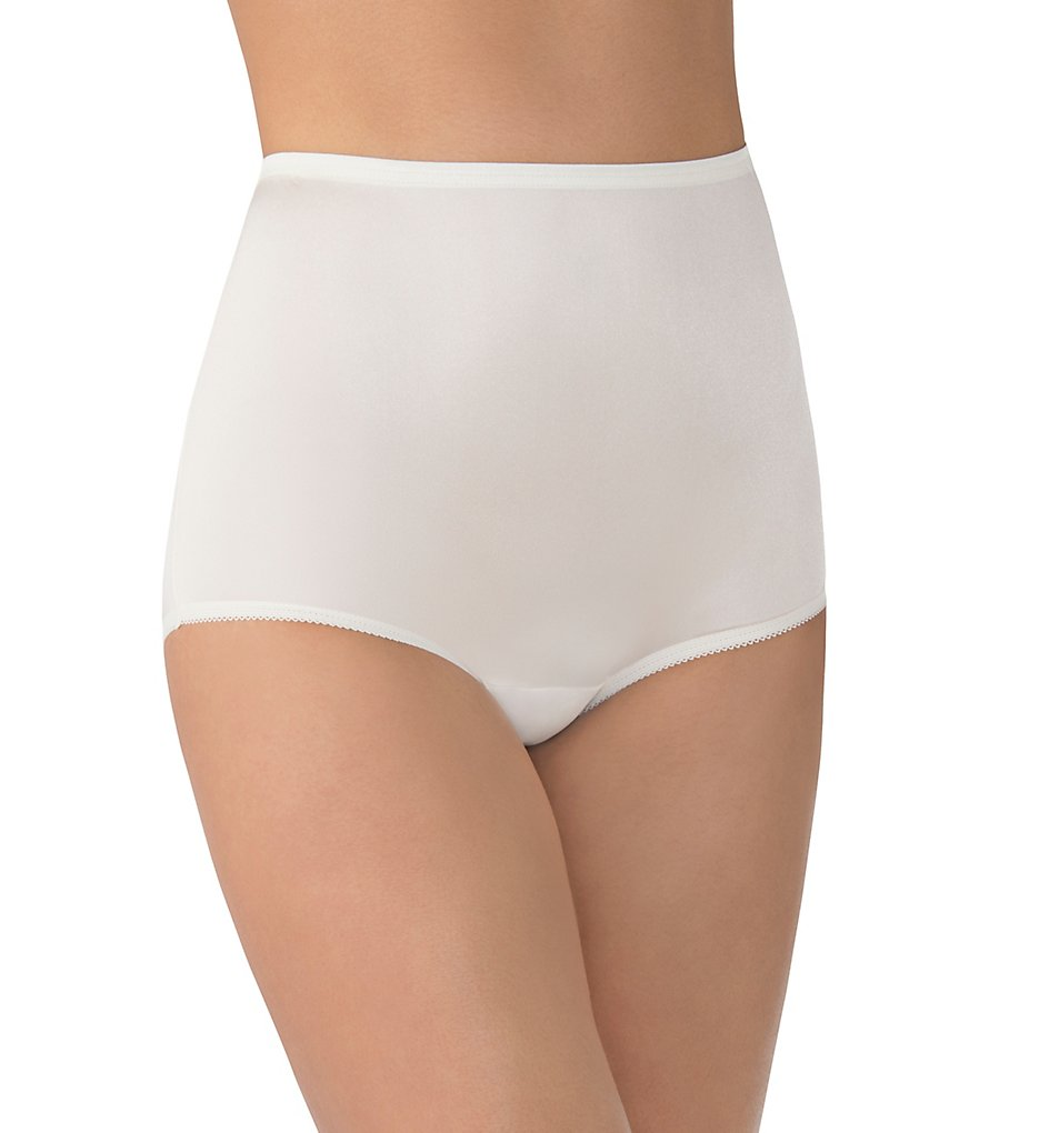 Vanity Fair - Vanity Fair 15712 Perfectly Yours Ravissant Tailored Brief Panty (Candleglow 5)