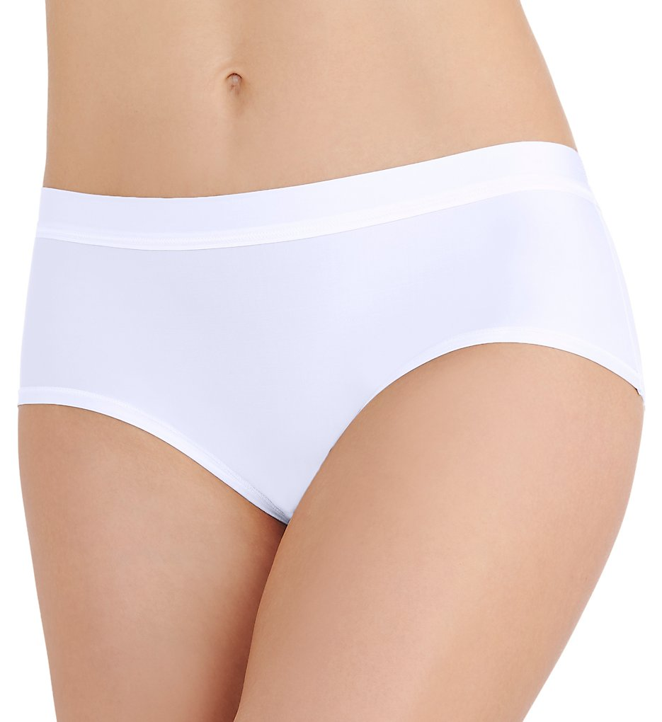 Vanity Fair - Vanity Fair 18195 Light & Luxe Hipster Panty (Star White 7)