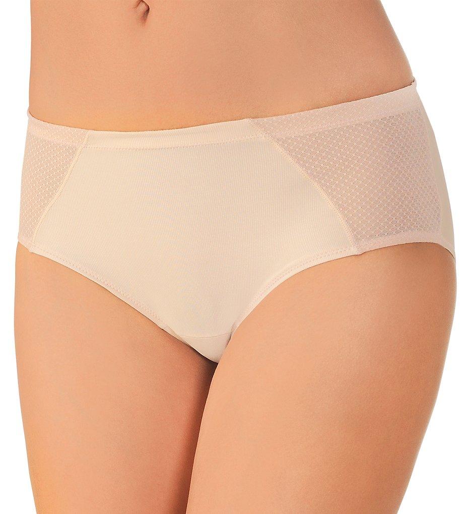 Vanity Fair : Vanity Fair 18216 Cooling Touch Hipster Panty (Rose Beige 5)