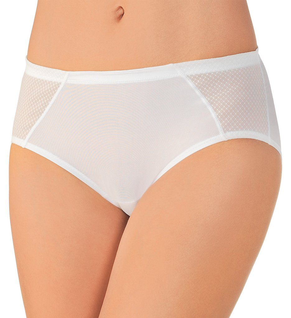 Vanity Fair - Vanity Fair 18216 Cooling Touch Hipster Panty (Star White 5)