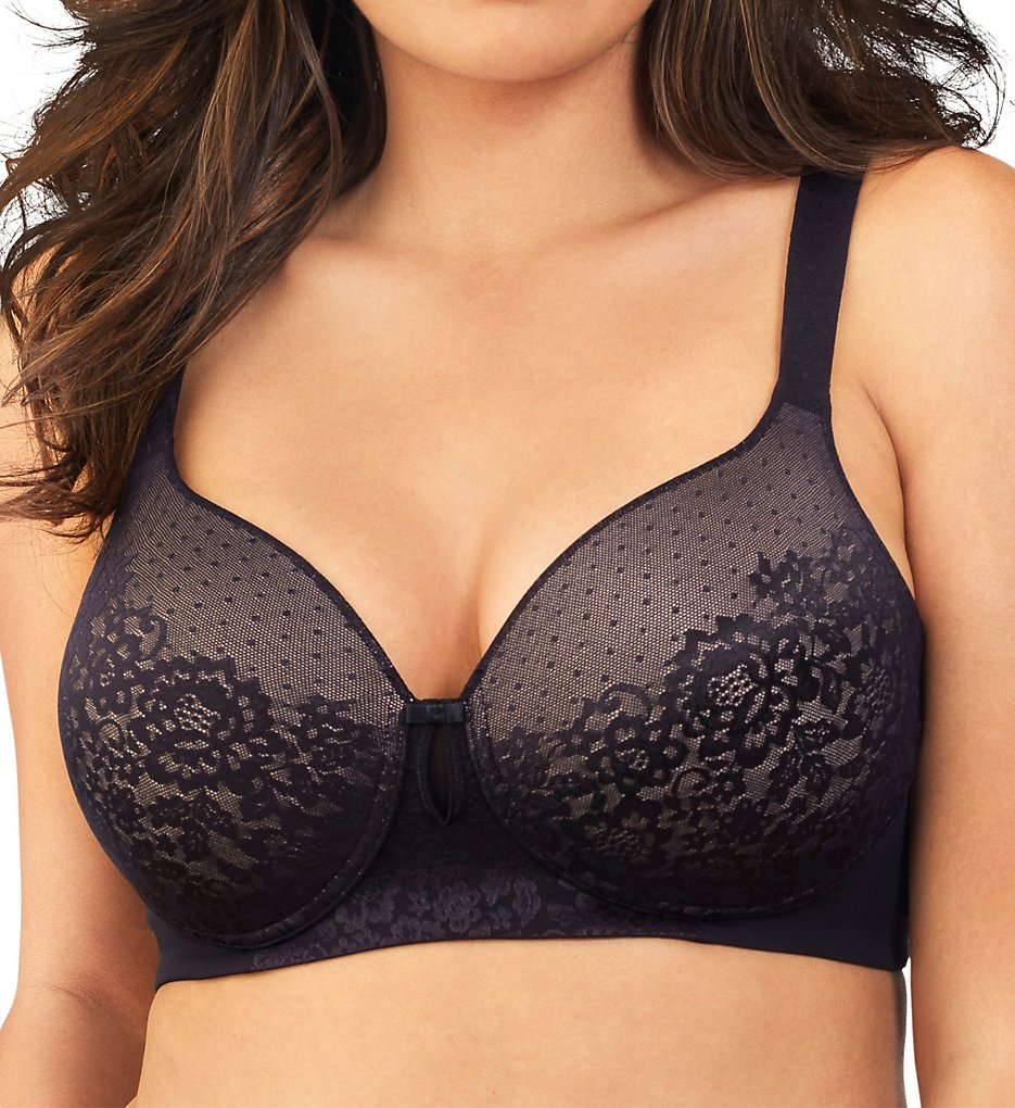 Vanity Fair 71262 Flattering Lift Full Figure Wirefree Bra