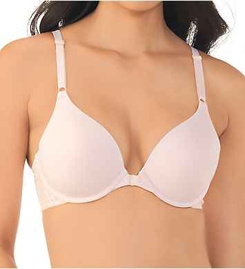 Vanity Fair Flattering Lift Front Closure Bra