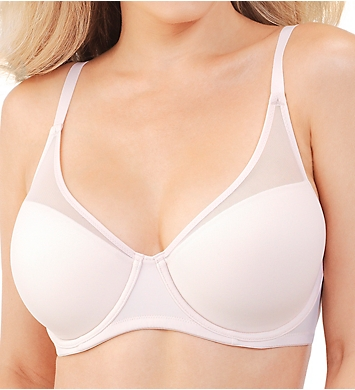 Vanity Fair Breathable Luxe Full Coverage Padded Underwire Bra