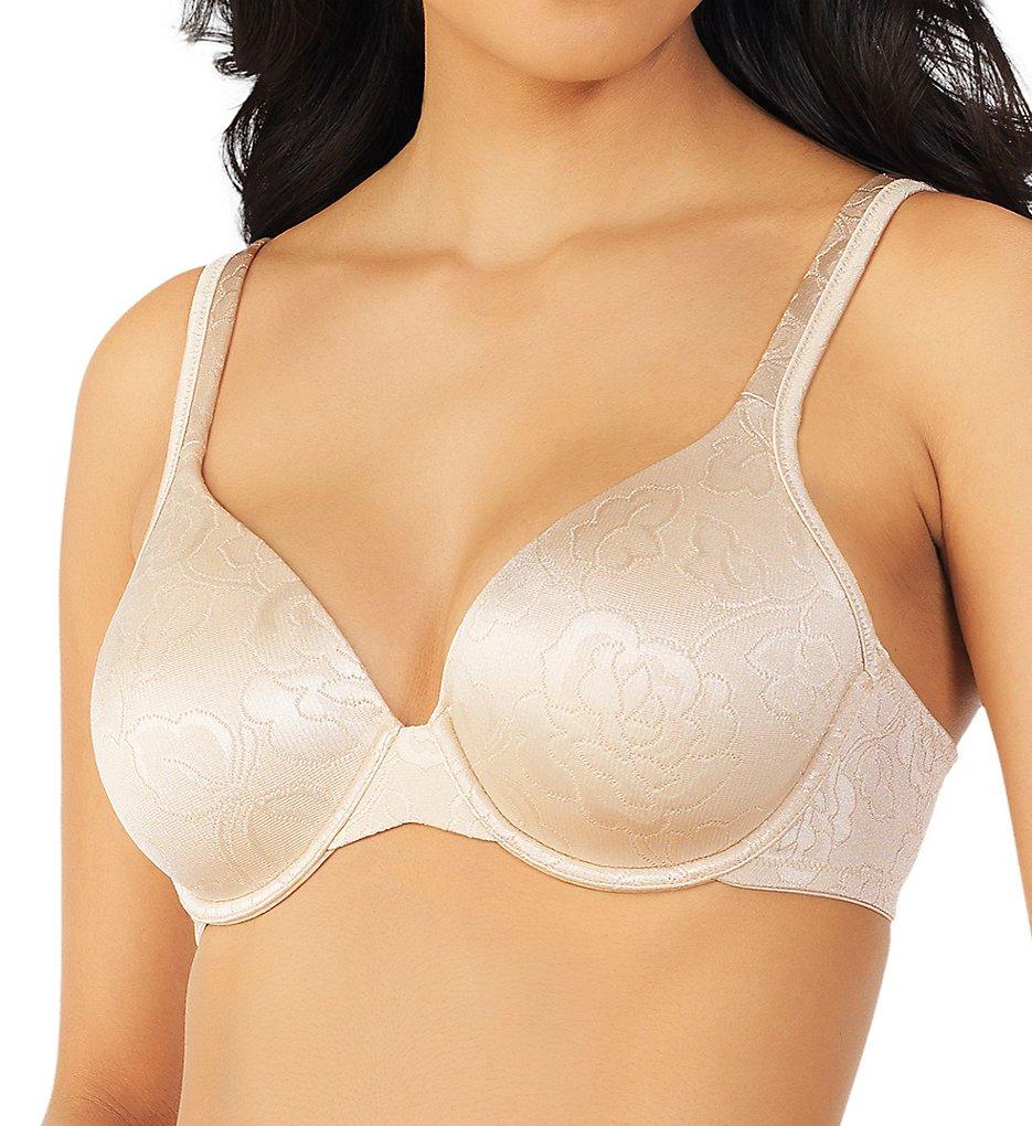 collections freshpair full womens smoothing bra bras t star progressive vanity white fair back minimizer figure