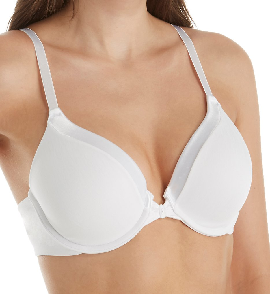 Vanity Fair 75339 Illumination Front Close Underwire Bra (Star White)