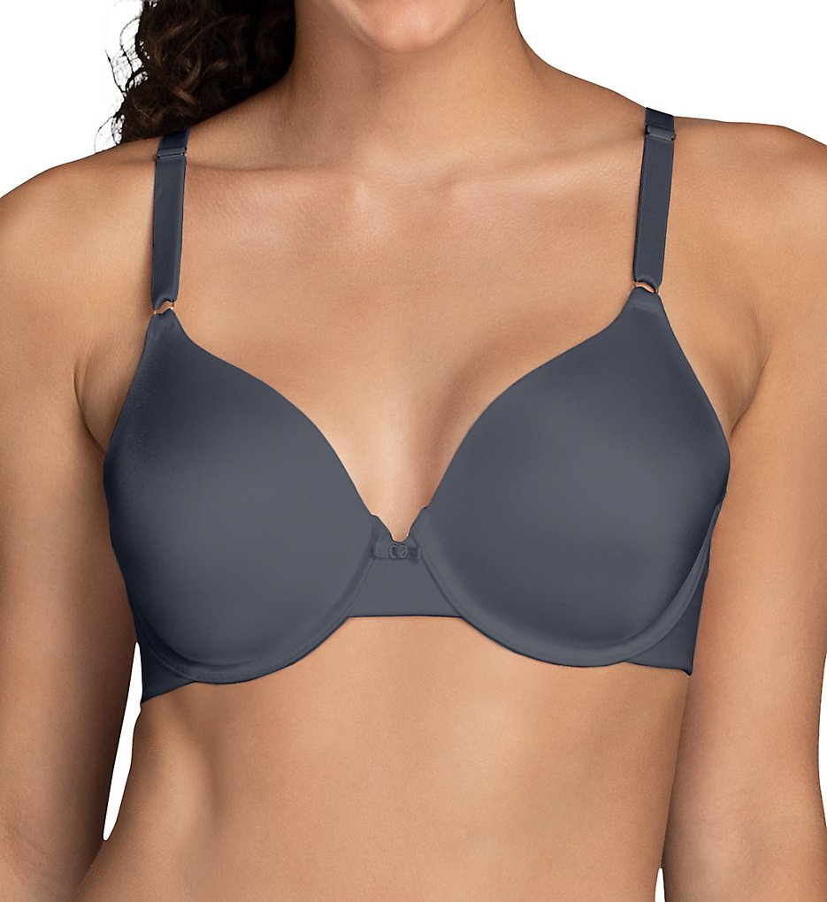 Vanity Fair 75345 Beauty Back Full Coverage Underwire Bra (Steele Violet)