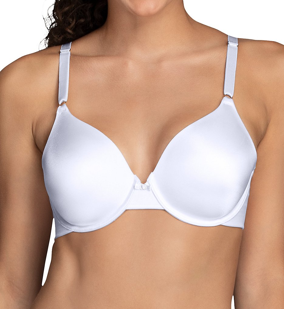 Vanity Fair 75345 Beauty Back Full Coverage Underwire Bra (Star White)