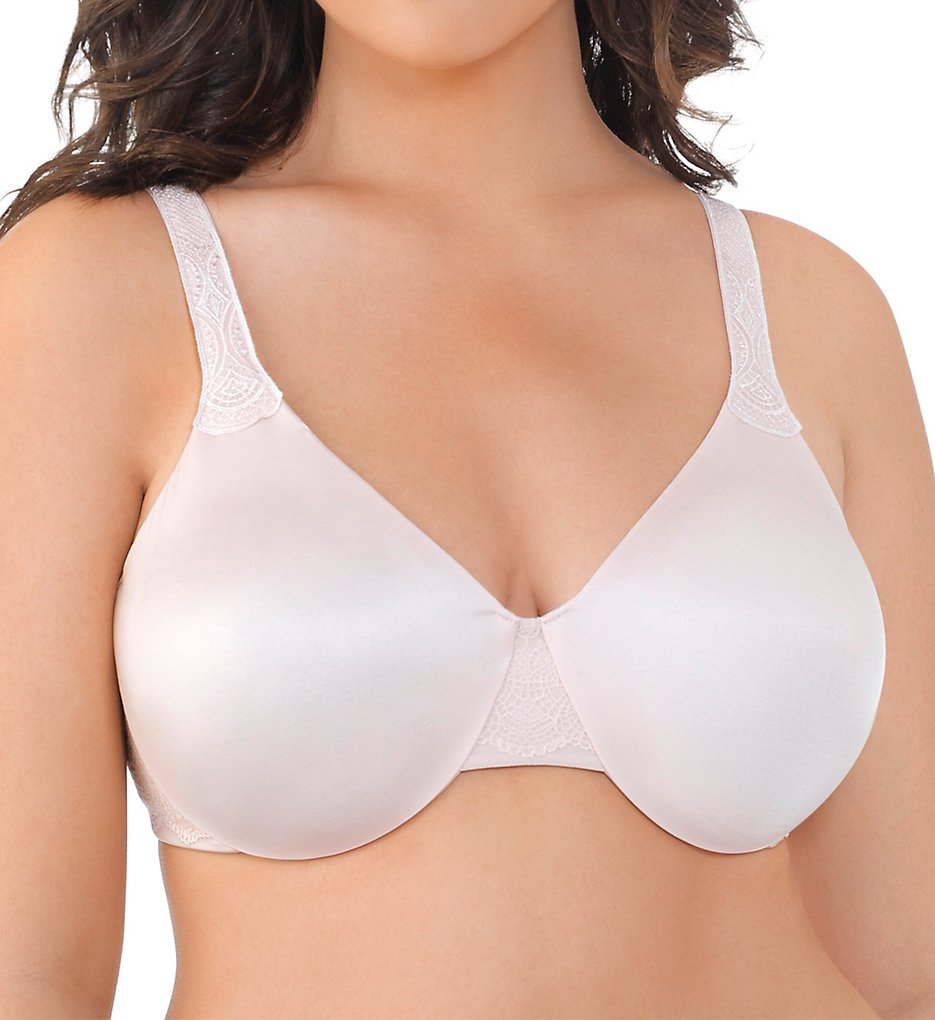 Vanity Fair - Vanity Fair 76090 Comfort Where it Counts Full Figure Underwire Bra (Sheer Quartz 38C)