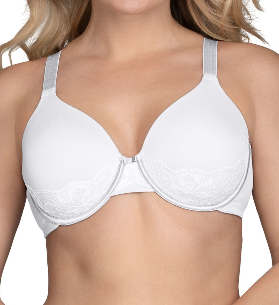Vanity Fair Beauty Back Smoother Lace Underwire Bra